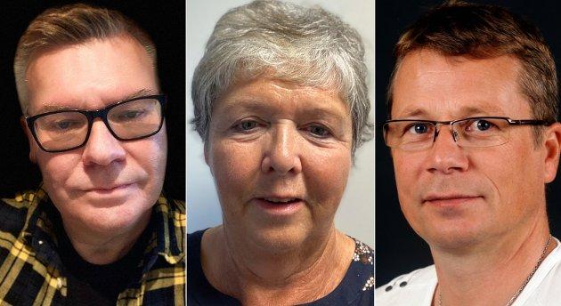 Vi akter ikke å være passasjerer på høyreskuta. Vi må ta over styringa, og sette ny kurs, skriver Stig Garberg-Johnsen, Hilde Furnes Johannessen og Lars Buenget Børseth fra LO Stat.