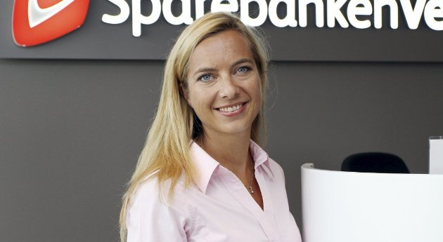 I dette innlegget tar forbruekrøkonom Marianne Frønsdal i Sparebanken Vest for seg ulike sider ved fastrentelån og lån med flytende rente. FOTO: SPAREBANKEN VEST