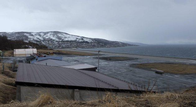 Vil ikke ha mottak her: Amund Garfors ønsker ikke berdskapsmottak for asylsøkere i Framneslia.