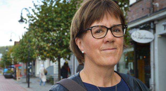 INNSENDEREN: Linda Lavik, Norsk Sykepleierforbund, Buskerud.