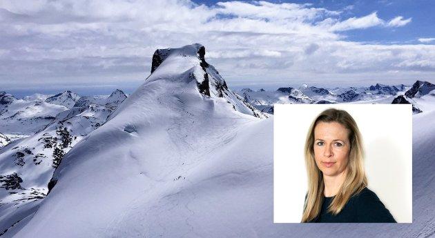 STOREBJØRN:  Toppturer er i dag den ultimate måten å prestere på, men fjellet krever at vi har med kunnskap i sekken.