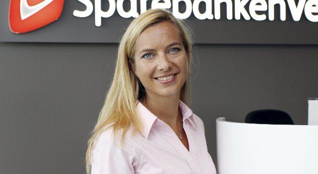 Marianne  Frønsdal er forbrukerøkonom i Sparebanken Vest