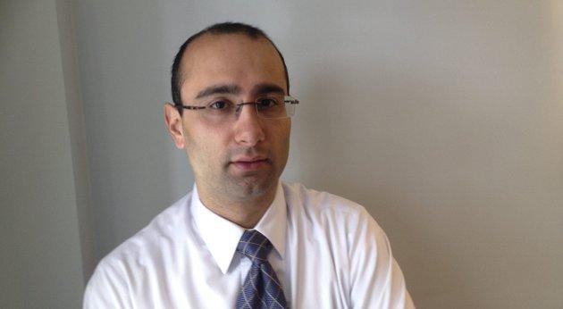 Rammer flere: Advokat Amir Mirmotaharis oppførsel rammer også hans fraseparerte kone og barna deres hardt.