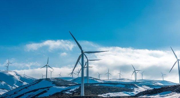 SV og Venstre i Nordland sier NEI til vindkraft på land