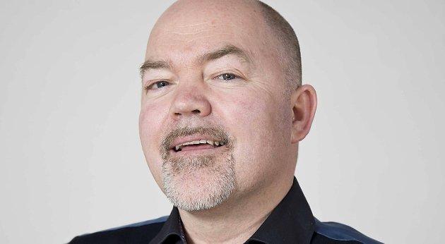 Hans Martin Moxnes er direktør i EBA Vestenfjelske og spaltist i BA