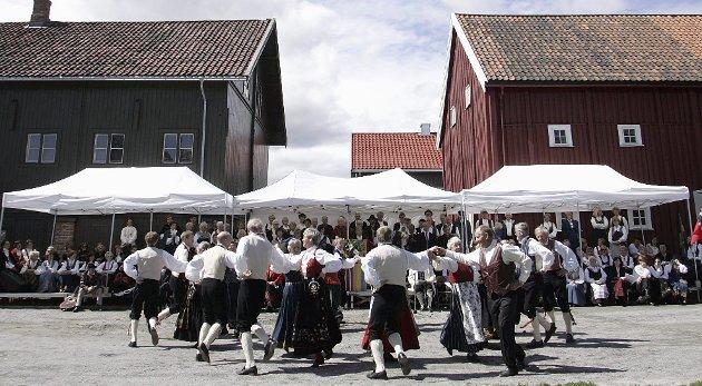Et løft: Både ansatte og publikum må igjen bli stolte av museets innhold.Foto: Roar Grønstad