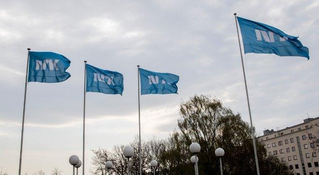 STYRER: NRK ønsker nå å styre klimajournalistikken mer kraftfullt i en retning som minner om land vi ikke ønsker å sammenlikne oss med, hevder forfatterne.