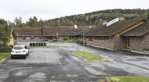 Forfatteren av leserinnlegget synes ikke det bør etableres en videregående skole her på Mauråsen på Vegårshei med en kristen formålsparagraf. Arkivfoto