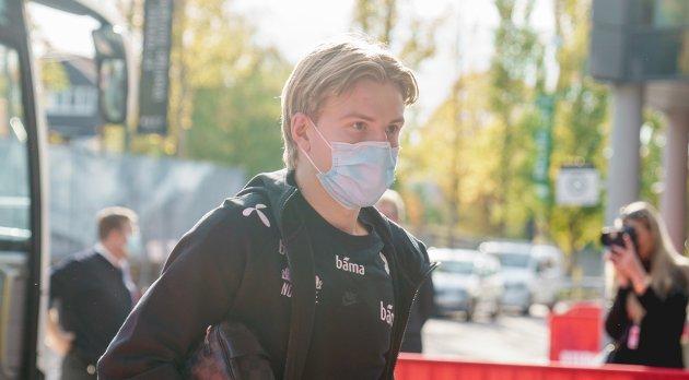 Koronasmitte kan sette en stopper for Jens Petter Hauges aller første Milano-derby.