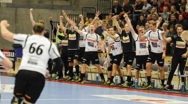 CUPFINALEN: Halden Topphåndball møter Elverum i cupfinalen 29. desember.