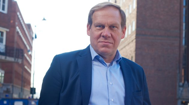 OVERRASKET: Byrådets myndighetsutøvelse rundt koronasituasjonen er helt uforsvarlig, mener Jon Anders Henriksen, næringspolitisk direktør i Oslo Handelsstands Forening.
