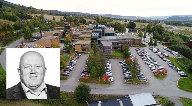 UNIVERSITET: Høgskolene i Lillehammer og Hedmark hadde aldri blitt universiteter på egen hånd. Det er sammen vi skal bli universitet, det er sammen vi skal bli sterkere, skriver Peer Jacob Svenkerud, rektor Høgskolen i Innlandet.