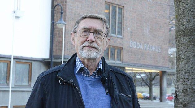 Reidar Borgstrøm: «Det er merkeleg at Solheim ikkje har fått med seg at breane her i landet var på sitt maksimale på slutten av attenhundretalet», skriv han. Foto: kristin Eide
