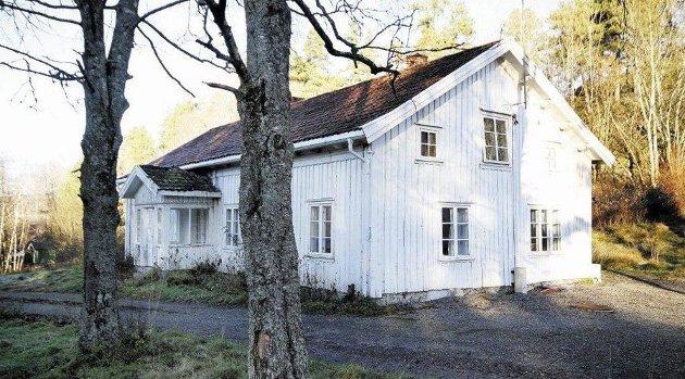 Rønningen gård: Prosjektet som virkelig skulle svinge, men som floppet. Foto: Pål Nordby