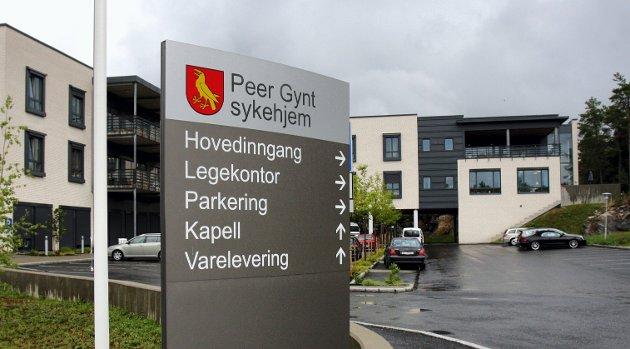 Frykter overbelastning: Peer Gynt Helsehus fungerer som et viktig lokalmedisinsk senter for mange. Nå frykter man at en pasientkombinasjon som beskrives som uheldig, kan ramme behovet.