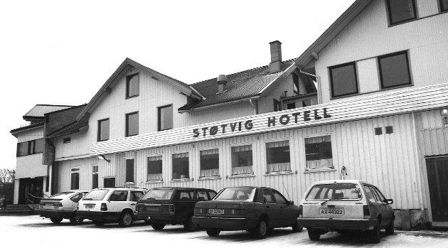 Støtvig Hotell 1988.