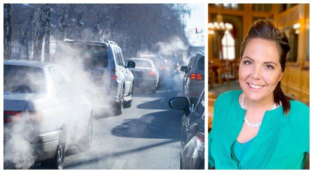 MÅ TIL: Å kutte utslipp betyr ikke å slutte med alt som er gøy eller å legge ned folks jobber, skriver Lene Westgaard-Halle.