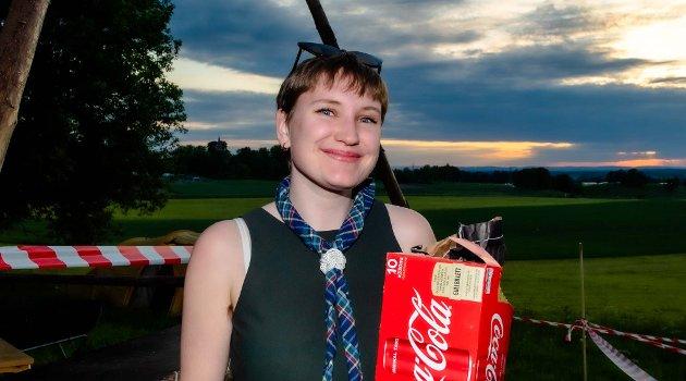 MENINGER OM ÅS: Martha Hagbø (23)