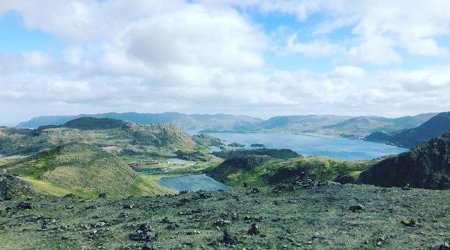 – Vi har så mye bra her på Magerøya, skriver Finnmarksposten på lederplass.