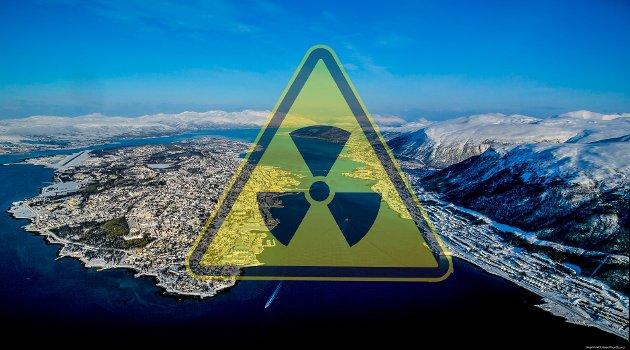Det vil være betimelig om forsvarsministeren og statsforvalteren 3. mai uttaler seg om hvordan de ser for seg brannbekjemping på et atomdrevet fartøy på Grøtsund havn og hvordan en evakuering av Tromsøs befolkning skal kunne finne sted, skriver Reidar Jakobsen.