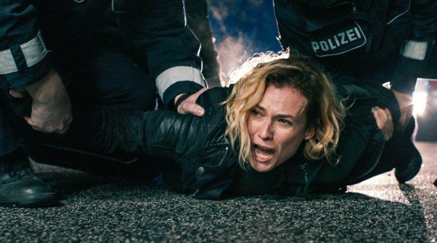 IMPONERER: Diane Kruger gjør en sterk rolle som Katja i den tyske Oscar-kandidaten «Ut av intet».