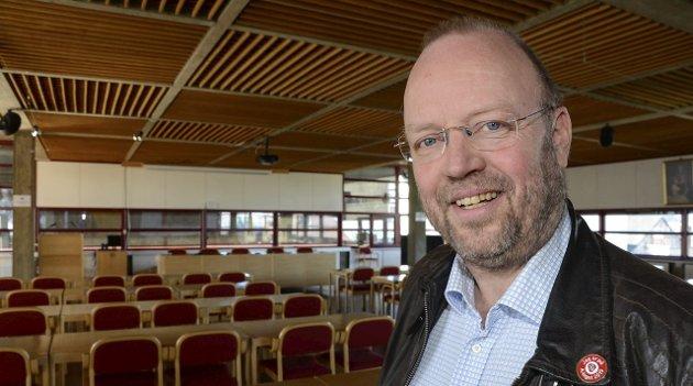 FAVORITT: Geir Waage er storfavoritt hos Bettson til å bli ordfører i Rana. Foto: Arne Forbord