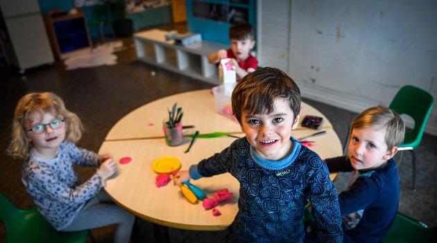 Den årlige markeringen Barnehagedagen har i år som tema at vi kan være ulike sammen.
