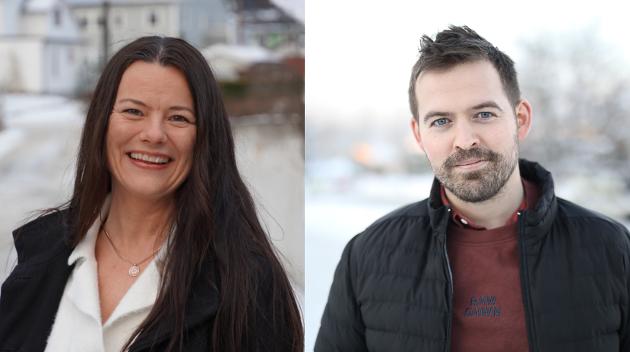 Marie-Helene og Torbjørn meiner det er uklokt å kutte i lønna til folk som held seg heime når dei er sjuke
