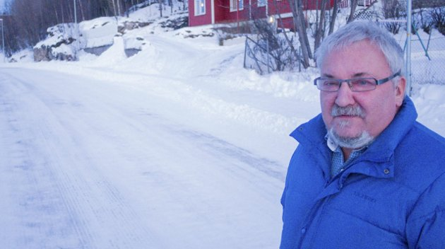 Leder i Eldrerådet i Narvik, John Willy Edvardsen. Arkivfoto