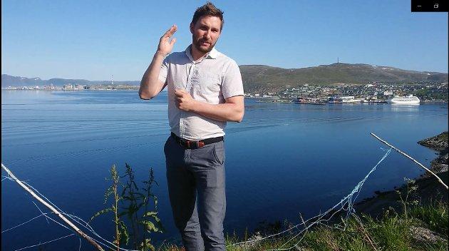 Vi er inne i vår tredje gullalder i Hammerfest. Vi er heldige og har mye å være stolte av, bli med på en reise på 1000 ord om lokal identitet og historie. Hvor skal vi nå?