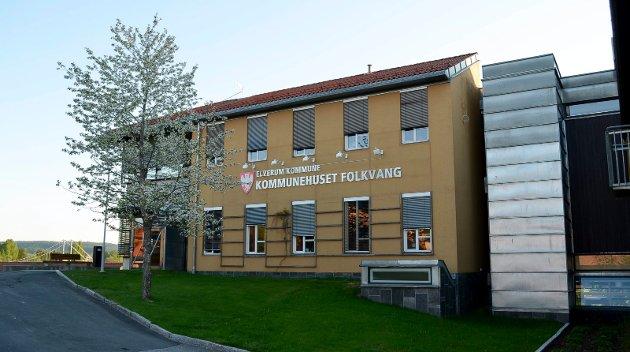 STOR UTFORDRING: Høyt sykefravær er en stor utfordring for Elverum kommune.