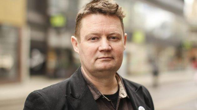 STEM FOR SKOGEN: Generalsekretær Christian Steel i Sabima oppfordrer folk i Ås til å stemme på politikere som prioriteter naturvern.