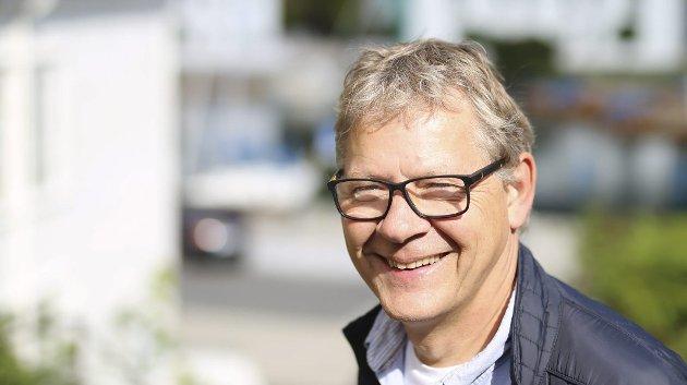 Innleggsforfatter Harald Olimb Norman.