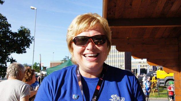 Prosjektleder Iris Bartholsen.