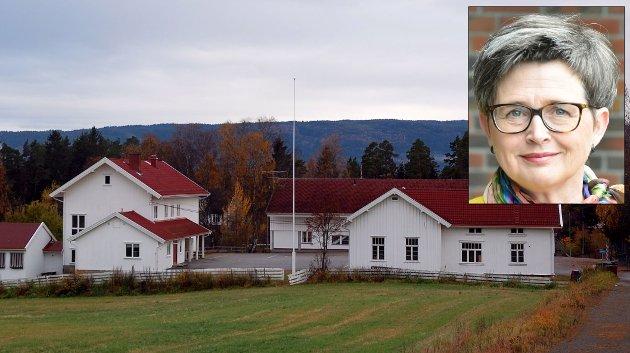 Inger Lise Stieng (Gran Ap) reagerer på at kommunestyrets prioritering er endret uten at det er informert om.