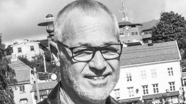 Rune Høiseth og Turid Løsnæs. Foto: Lasse Nordheim