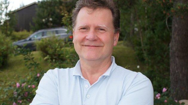 Terje Aadne, 3.kandidat for KrF i Akershus