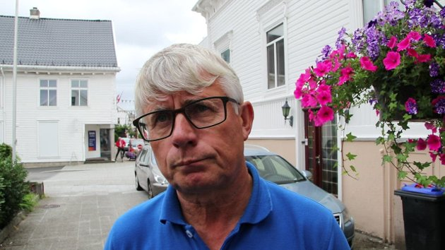 Fylkesordførerkandidat Arne Thomassen (H)