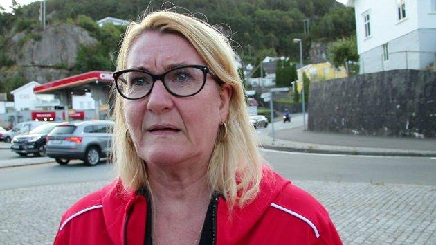 DEN GANG EI: Gro Bråten trodde hun var fylkesordfører, men det varte bare noen timer. Så snudde Frp.