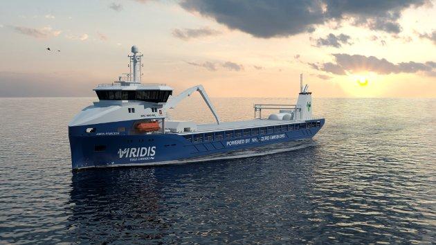 Viridis Bulk Carriers er klar til å ta en ledende rolle i det grønne skiftet i shipping industrien.