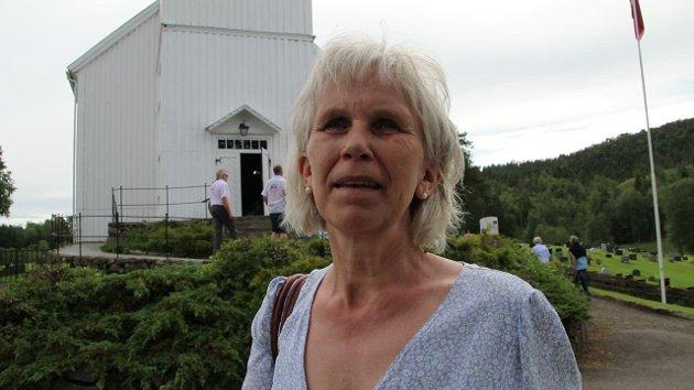 Judith Kvelland Rogstad legger ikke skjul på at Fjotlandsdagen arrangeres for å skape en møteplass for bygda og tilreisende og at det også er et mål om å trekke nye innbyggere til den nordligste delen av Kvinesdal.
