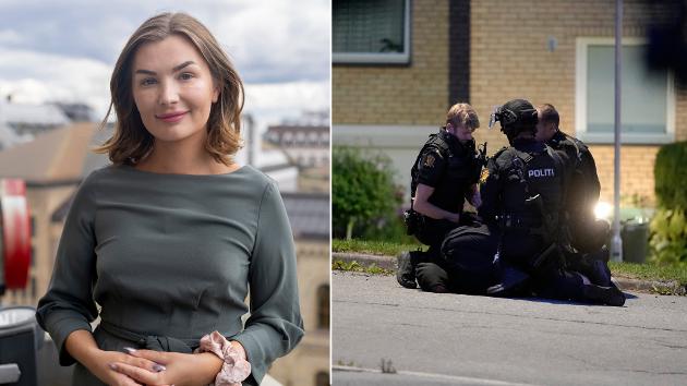 UTRYGT: I Norge har vi et selvbilde der vi ser på oss selv som en trygg nasjon med høy tillit og mye samhold, skriver Maria Isabel Zähler.