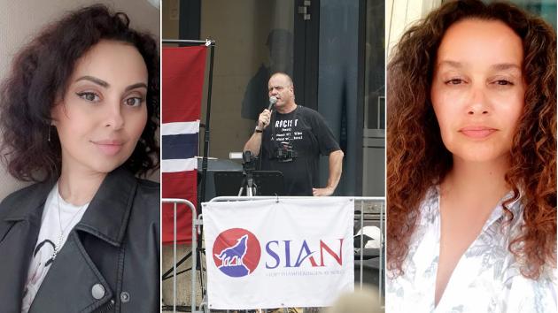 YTRINGSFRIHET: SIAN er en farlig ideologi som sprer seg i samfunnet, og resulterer i enda mer rasisme, høyreekstremisme og splittelse, skriver innleggsforfatterne.