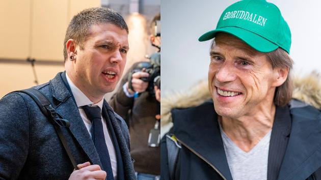 Bøhler er justispolitiker. Politiskandalen bør oppta ham, men han er mer opptatt av å få et tøffere politi i Oslo øst.