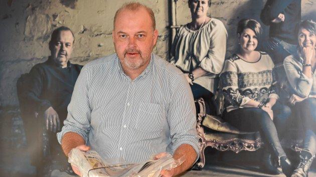 Redaktør og daglig leder i Bygdeposten, Knut Bråthen