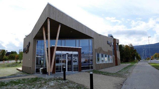 FEFO:  Hovedkontoret i Lakselv.