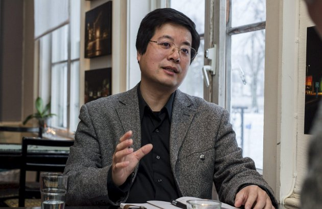Storhandel: Eiendomsutvikler Kan Cao fremstår som en nøktern mann, men ikke verre enn at han bladde opp 130 millioner for byens beste vestkant.Foto: Christine Heim