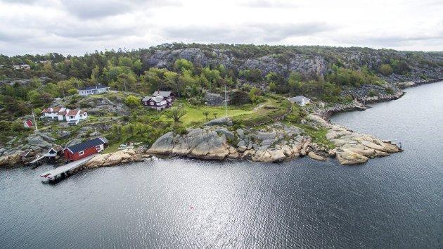 Mer enn et årsbudsjett: Slevik skanse ble for dyr for Fredrikstad og fylkeskommunen. Kjøpesummen overgikk hele det statlige budsjettet til sikring av friområder i strandsonen.