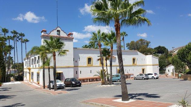 El Campanario på Costa del Sol har en sammensatt historie før bygningen i 2004 ble norsk kirke i utlandet. Innsendt bilde