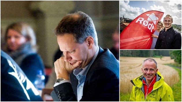 Jon-Ivar Nygård får to nye rødgrønne venner å forholde seg til etter valget. Både Hannah Berg i Rødt og Erik Skauen i MDG vil slamre med noen dører og bråke litt mer enn vi er vant med i Fredrikstad-politikken.